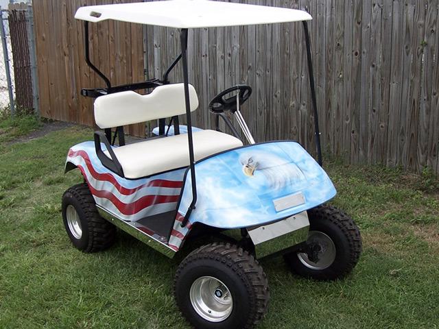 Specialty Cartz & Partz - Custom Golf Carts on
